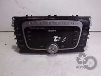 Ford Focus (2004-2010) RADIO CD Audio Stereo Player ref.f22