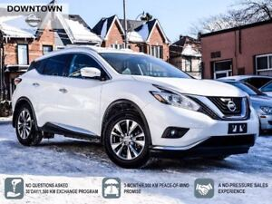 2015 Nissan Murano SL AWD *No Accidents & Fully Serviced at Niss