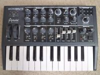 Arturia MicroBrute Analogue Syntheziser