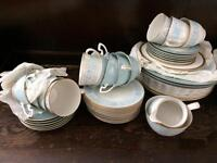 Beautiful china tea set. Royal Doulton