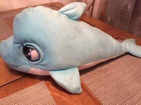 Dolphin teddy