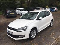 Volkswagen Polo Match 1.4L White