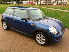 2007 MINI ONE 1.4 ** PART EXCHANGE AVAILABLE** **VERY LOW MILEAGE**