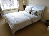 IKEA Aspelund King Size Bed Frame