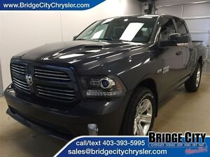 2017 Ram 1500 Sport- Loaded and Marked DOWN!