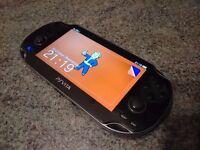 Playstation Vita 3G and WiFi + 16gb memory card