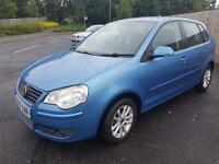 2007 VOLKSWAGEN POLO 1.2 SE PETROL 1 OWNER CAR FULL SERVICE MINT CAR NOT GOLF