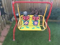 Ladybird seat swing