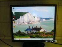 "19"" Monitor NEC-MultiSync-EA191M"