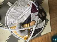 Mamas & papas stargaze baby playmat/ activity gym