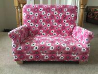 Children's upholstered Sofa