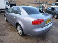 AUDI A4 - OY05KUV - DIRECT FROM INS CO