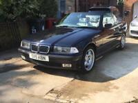 BMW E36 323i 2.5 CONVERTIBLE £1150 ONO