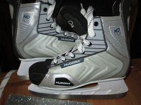 Hudora HD216 mens ice hockey skates - size 10 - like new