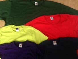 T shirt and hoodie bundles , brand new men's women's and kids
