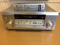 Pioneer VSX-2014i Home Cinema Receiver, Crisp Clear Sound, Fully Working Good Condition.