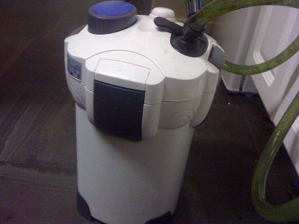 Fish tank external filter - Fish Tank External Filter In White 1400ef