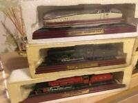 Collectable trains