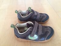 Clarks Stompo Shoes - sizes 7 and 8 and 1/2 in very good condition