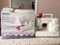 Silvercrest Sewing Machine