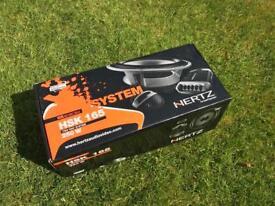 Hertz car audio - awesome system