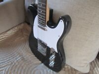 Telecaster By Redwood, Classic Tele Tones, As New.