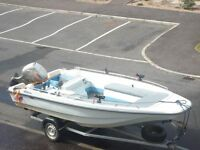 15 ft dell quay dory eurosport