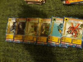 26 Digimon Cards