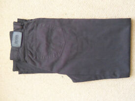 Hugo Boss Black casual jeans style trousers 32X32 - Excellent condition