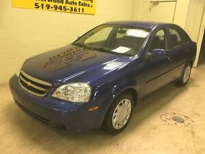 2004 Chevrolet Optra SE Annual Clearance Sale! Windsor Region Ontario image 2
