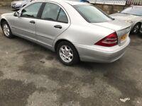 Mercedes 2002 diesel cheap £995ono