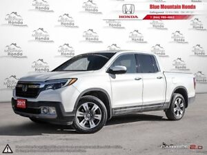 2017 Honda Ridgeline Touring Local Trade