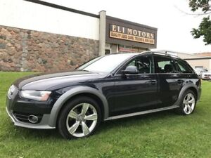 2014 Audi A4 Allroad No Accidents, One Owner, Navigation, Bluet