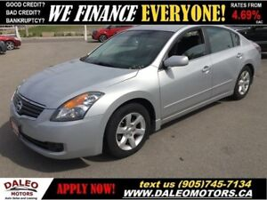 2007 Nissan Altima 2.5 S  ONLY 83 KM HEATED SEATS