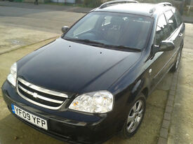 2009 Chevrolet Lacetti 1.6 estate 5dr, Mot