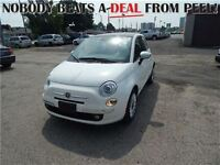 2016 Fiat 500 **Brand NEW** Lounge Model Only $18,995