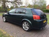 2006 Vauxhall Signum 1.9 CDTi 16v Design Automatic * Half leather interior * Satnav* parking sensors