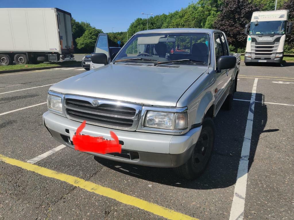 Mazda Kingcab 1998