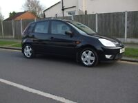 FORD FIESTA 1:4 FLAME 5 DOOR LIMITED EDITION