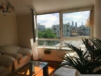 Haggerston flat close to the canal with a nice view