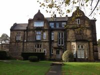 Furnished two-bed apartment to let in fabulous Victorian property on Wood Lane, Chapel Allerton.