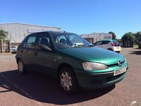 Peugeot 106 1.5D Zest 2 (Runner but sold for spares or repair)