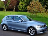 BMW 1 Series 2.0 118d Sport 5dr BLUETOOTH + PARKING SENSORS