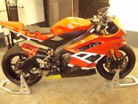 YAMAHA R6 RACE/TRACK BIKE