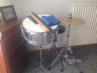 Stagg drum set