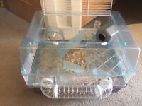 X 2 Hampster cages for sale. £55 for both