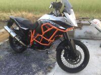 KTM 1190R for sale excellent condition 9891 miles