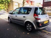 **RENAULT SCENIC 1.3 DYNAMIQUE**64K FULL SERVICE HISTORY**1 YEAR MOT**TAXED AND INSURED**