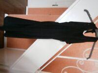 H&M Black Sparkly Dress