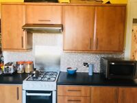I have used kitchen 9 units and gas cooker one washing machine
